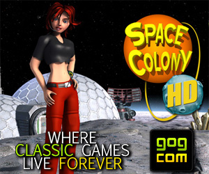 Space Colony HD - GOG